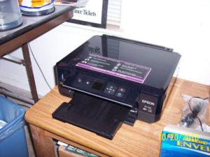 Epson XP-520 Printer