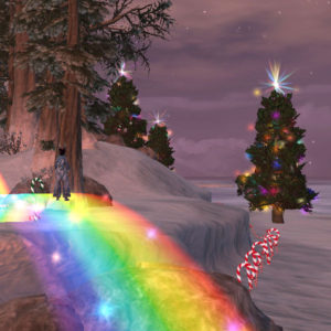 Frostfell in EverQuest 2