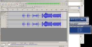 Audacity and XMPlay